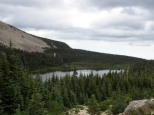Hike to Blue Lake 7/26/2009