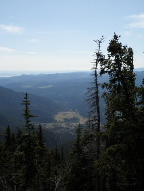 Chief Mountain Hike 9/13/2009