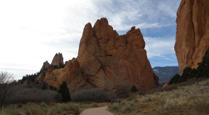 Garden of the Gods Hike, Oct 28, 2012