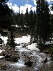 Rogers Pass Lake Hike 6/22