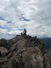 Summit reached! 11428 feet