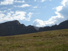 Another look at Sawtooth Ridge