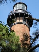 The Currituck Beach Lighthouse