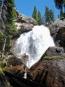 In front of Ouzel Falls