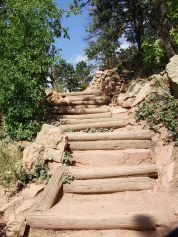 Nature's stairclimber