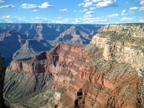 From the South Rim