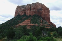 Beautiful red rocks of Sedona