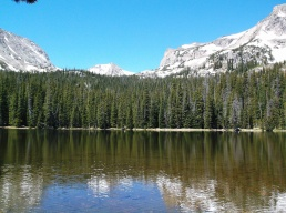 Ouzel Lake